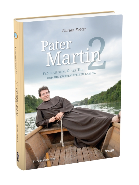 Buchcover Pater Martin 2