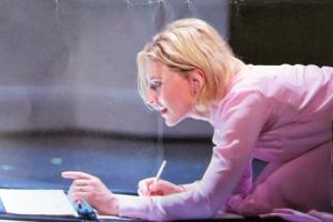 Cate Blanchett (Credit: Lisa Tomasetti 2011)