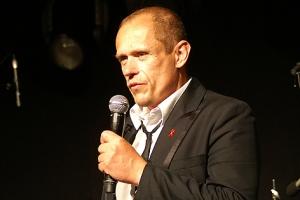 Life Ball-Organisator Gery Keszler unterstützte die Benefizaktion.
