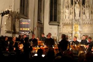 16erBlech in der Stadtpfarrkirche St. Valentin.