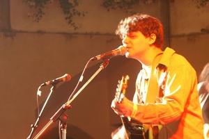 Nino aus Wien bot Musik und Lyrik mit Niveau.