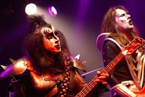 Die Kiss Forever Band im Kulturzentrum d'Zuckerfabrik