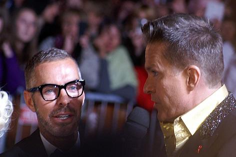 Die Designer-Zwillinge Dean und Dan Caten im Interview mit Alfons Haider