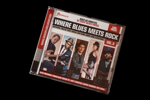 Whre The Blues Meets Rock