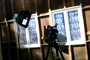 """Bei """"Wunschloses Unglück"""" wird kein Theaterstück abgefilmt, sondern ein Live-Film gedreht."""