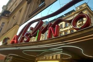 Das Filmcasino gehört zu den schönsten alten Wiener Arthouse-Kinos.