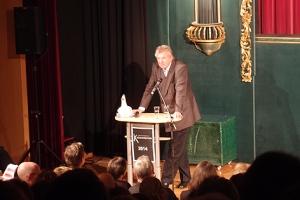 30 Jahre nach dem Deutschen Kabarettpreis bekam Schneyder nun den ÖKP