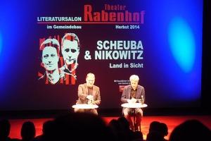 Humorvolles Hörspiel mit Nikowitz und Scheuba