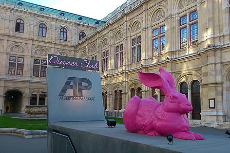 Rabbit, Opera, Vienna