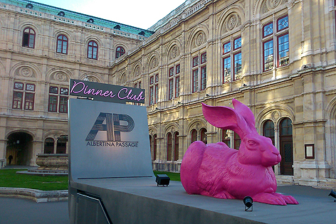 Rabbit, Opera, Vienna