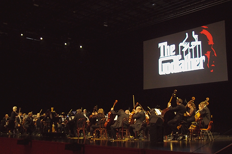 """The Godfather live"" in der Wiener Stadthalle"