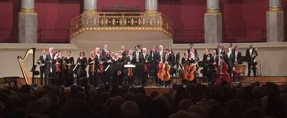 Das Irish Chamber Orchestra in Wien