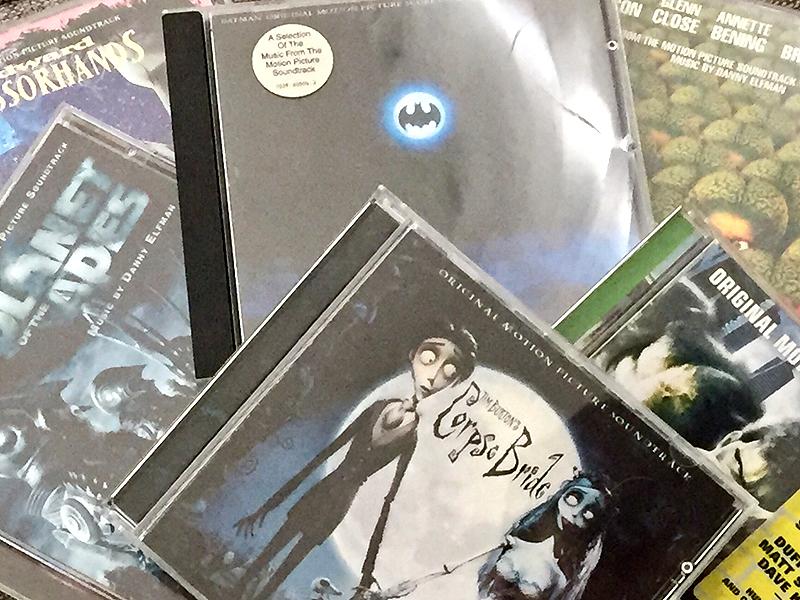 CDs Elfman