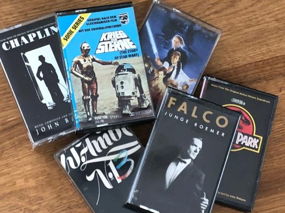 Kassetten wie die Star-Wars-Hörspiele werden hoch gehandelt