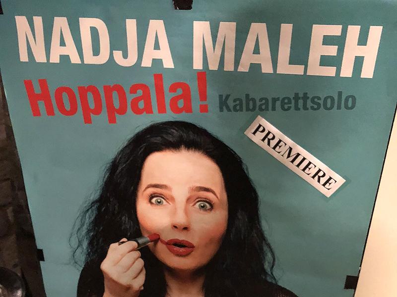 Nadja Maleh Hoppala