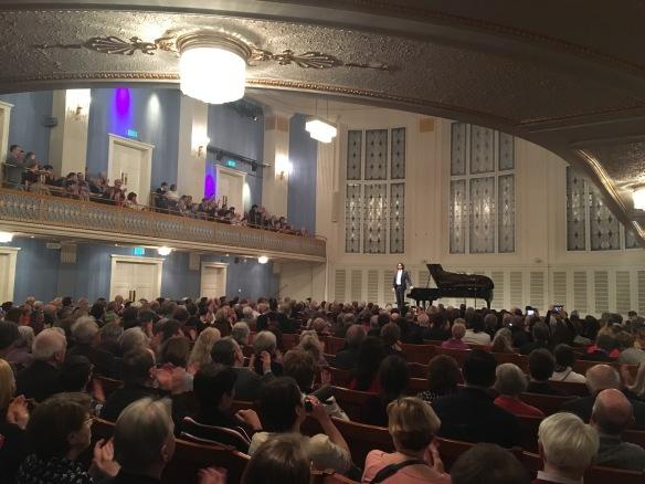 Lucas Debargue Mozartsaal
