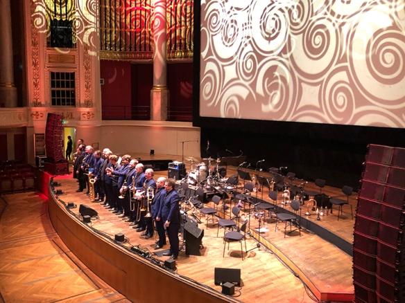 Das Brussels Jazz Orchestra im Konzerthaus Wien
