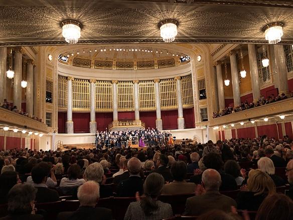 Die Schöpfung im Konzerthaus