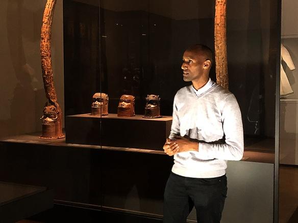 Macht der Dinge im Weltmuseum
